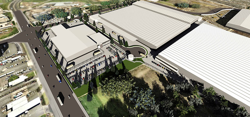 Kiwi logistics estate to gain meat processing facility