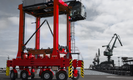 "New Kalmar straddle carriers for Italian ""mega port"""