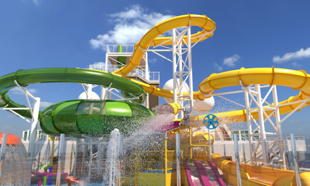 """Carnival reveals name of """"thrilling"""" new waterslide"""