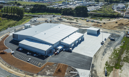 Ports of Auckland opens new Waikato Freight Hub