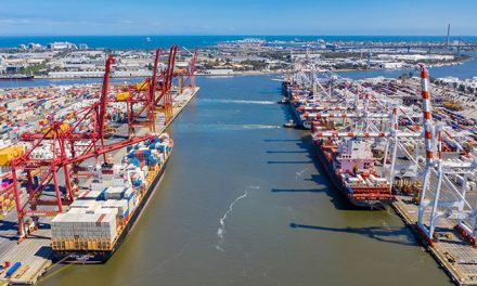 Rail a focus of Port of Melbourne 30-year strategy