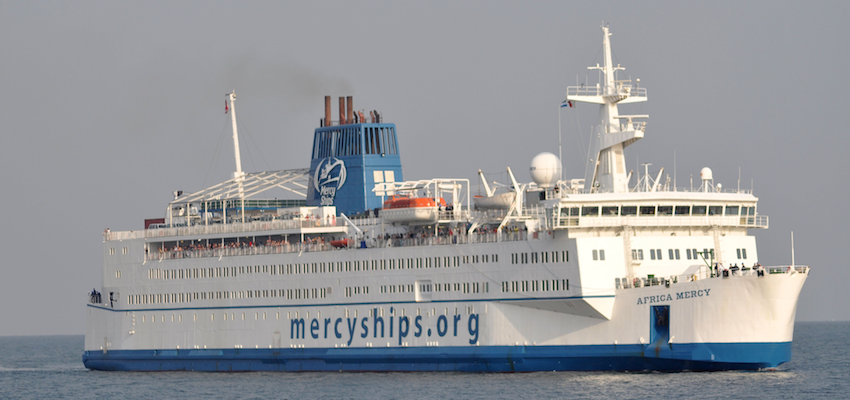 New Mercy Ships doco set to air in June