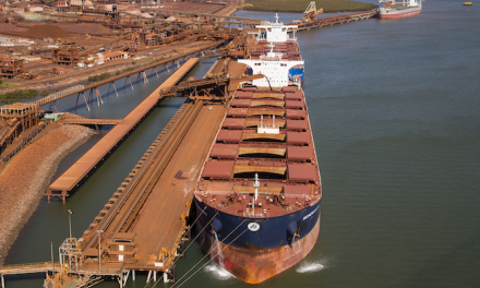 August throughput up at Pilbara Ports