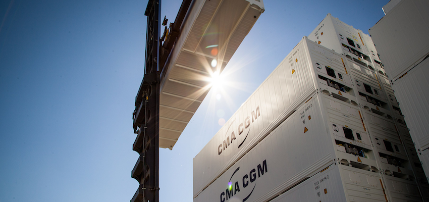 CEVA and CMA CGM announce low carbon solution