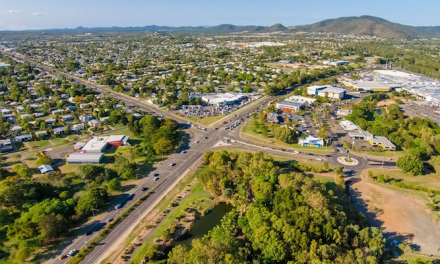 Freight boost from Rockhampton roads funding