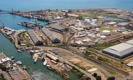 Contract awarded for Townsville Cargo Terminal
