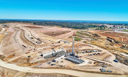 Western Sydney Airport reaches earthmoving milestone