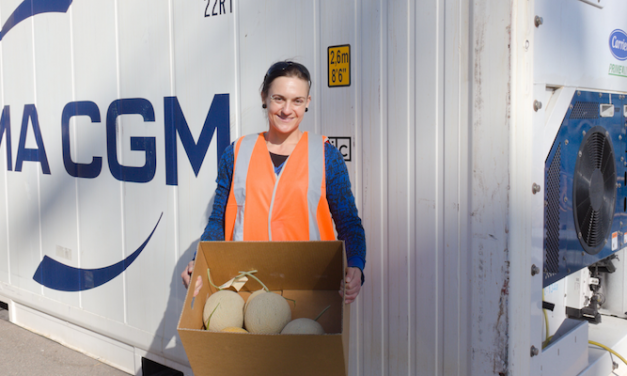 Container trial sowing seeds for the future of refrigerated exports