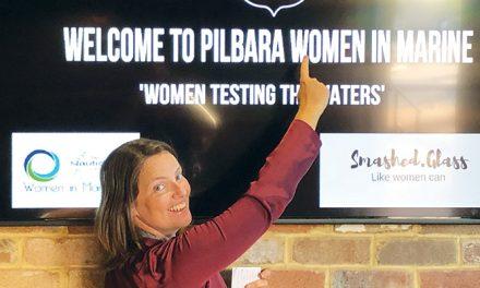 WOMEN IN MARITIME: Women testing the water