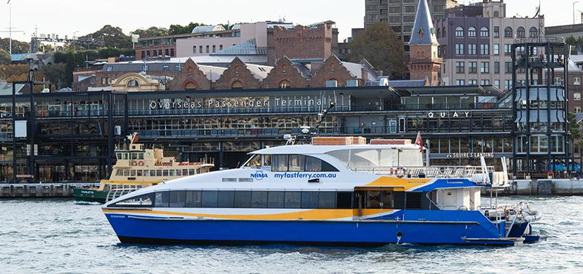 Manly ferry crews seek better deal