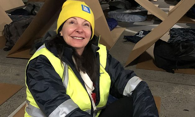 Victorian Ports Corporation boss joins CEO sleepout