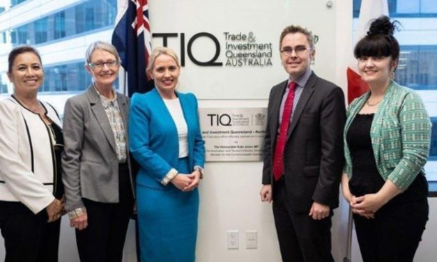 Trade office opens in San Francisco