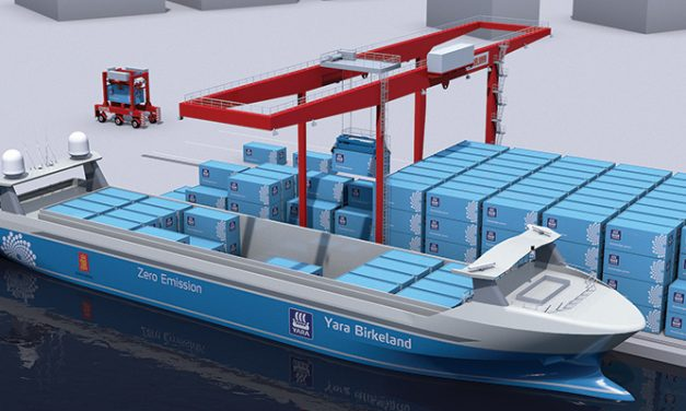 MARITIME LAW: Autonomous ships:  2019 update and the future
