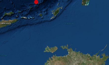 Large quake fails to affect Port of Darwin