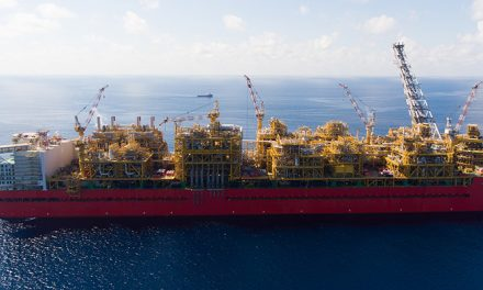 First LNG cargo shipped from Prelude FLNG
