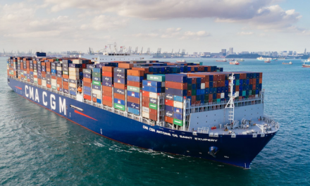 CMA CGM recognised at Seatrade awards