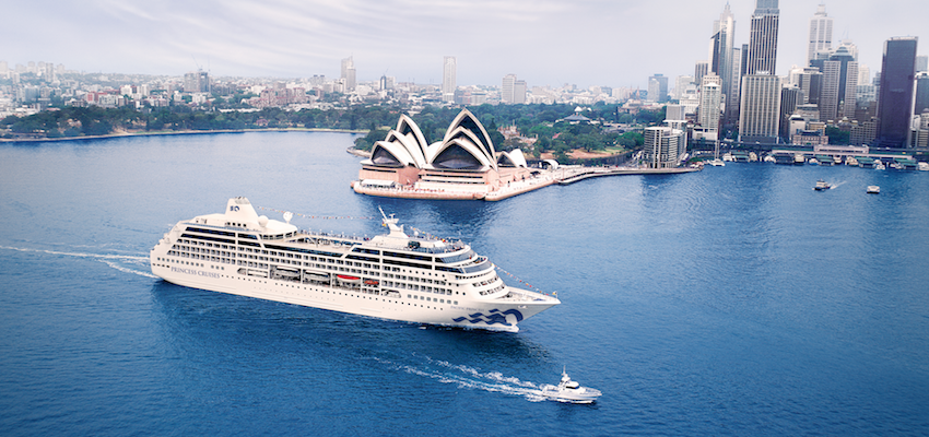 Pacific Princess to return to Australia for summer program