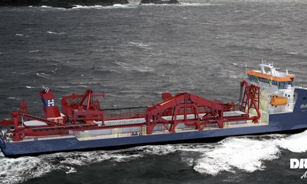 Wärtsilä chosen for propulsion of hopper dredger