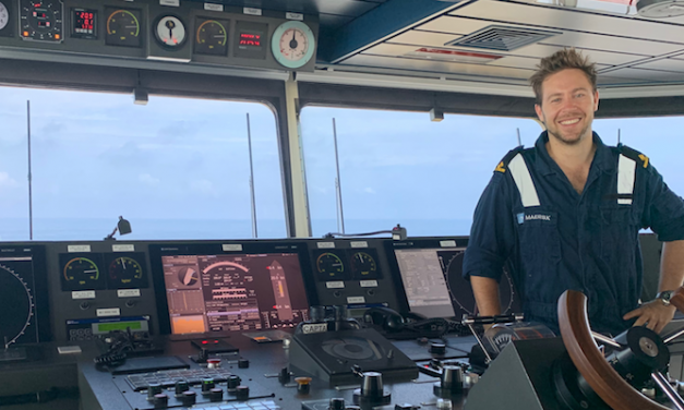 Scholarship supports maritime industry in Newcastle