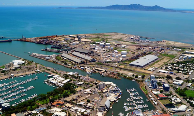 ANL adds Townsville to Asia – PNG service