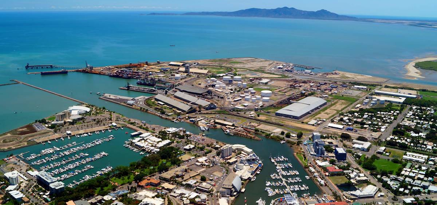 Exports on the rise in Townsville