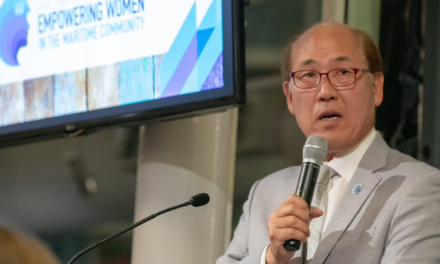 IMO secretary-general addresses industry at AMSA event