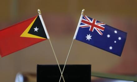 Australia recognises Timor-Leste maritime boundary