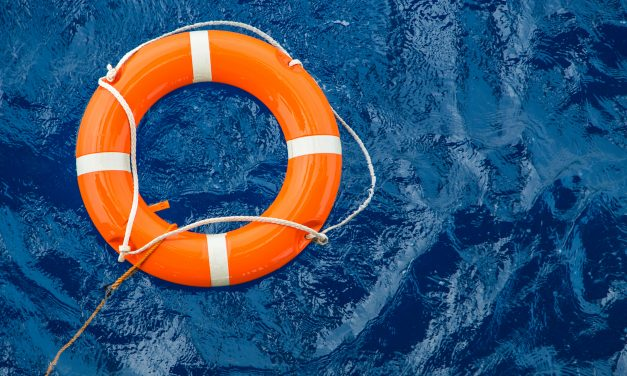Crew rescued from capsized ship off the US coast