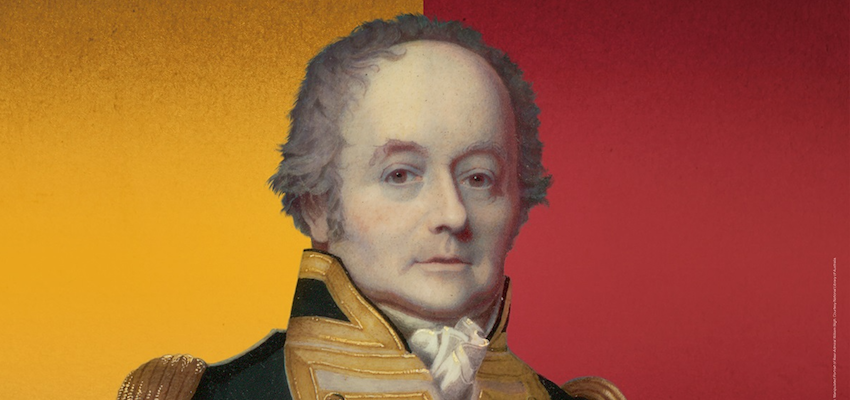 New exhibition asks: William Bligh, hero or villain?