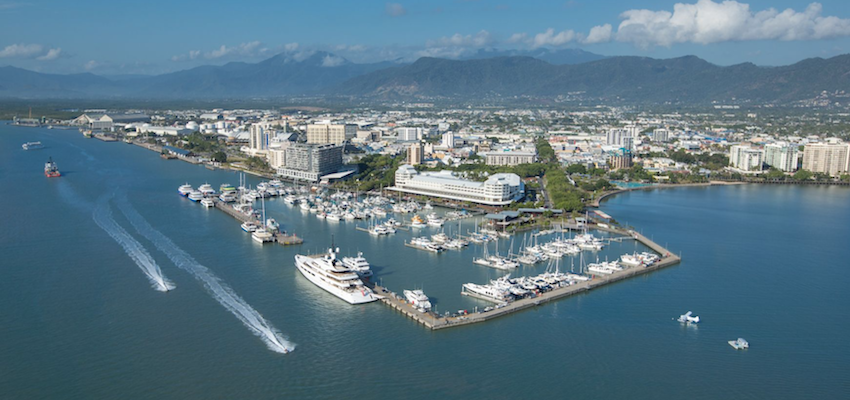 Port development could boost Cairns by $95m a year