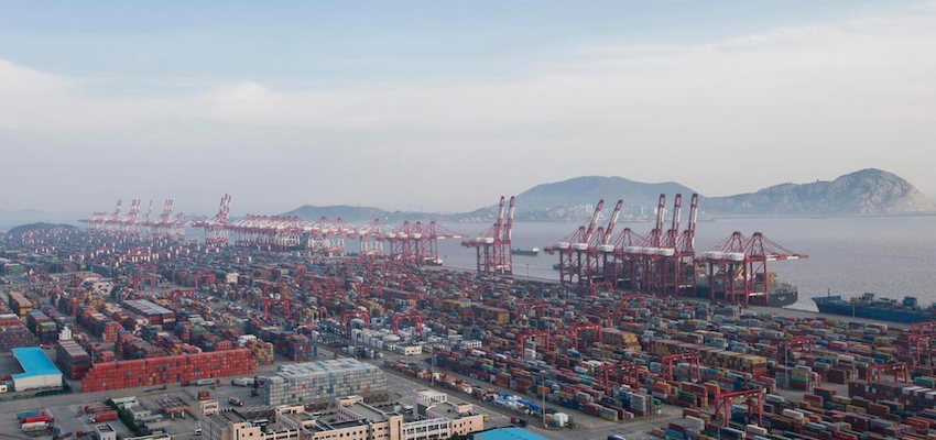 Shanghai tops ranking of world's best-connected ports