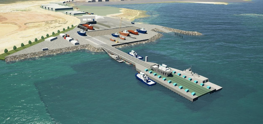 Territory plans to build ship lift