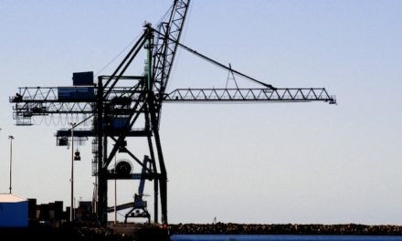 Top 10 risks for container terminal operators