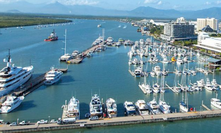 $20m for Cairns wharves to welcome bigger cruise ships