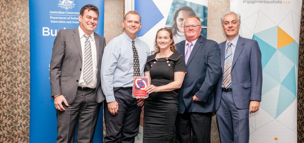 Uni-port partnership recognised