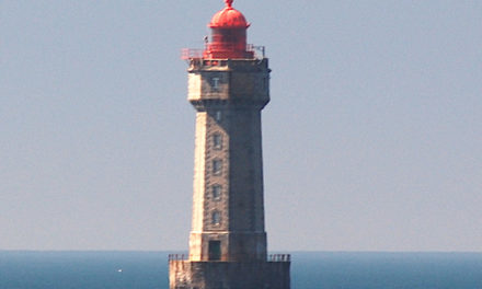 VIDEO: Shift change at French Lighthouse
