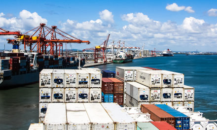 Container trade through Brisbane up in June