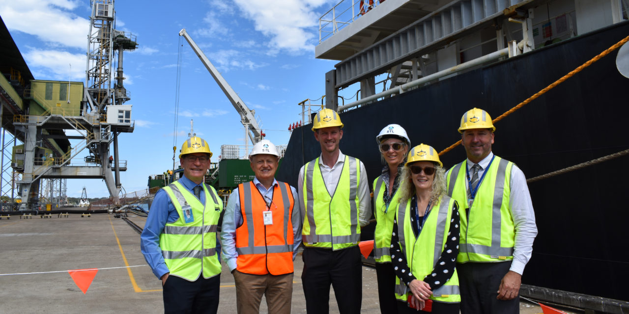 MOU to boost case for Bundaberg port infrastructure