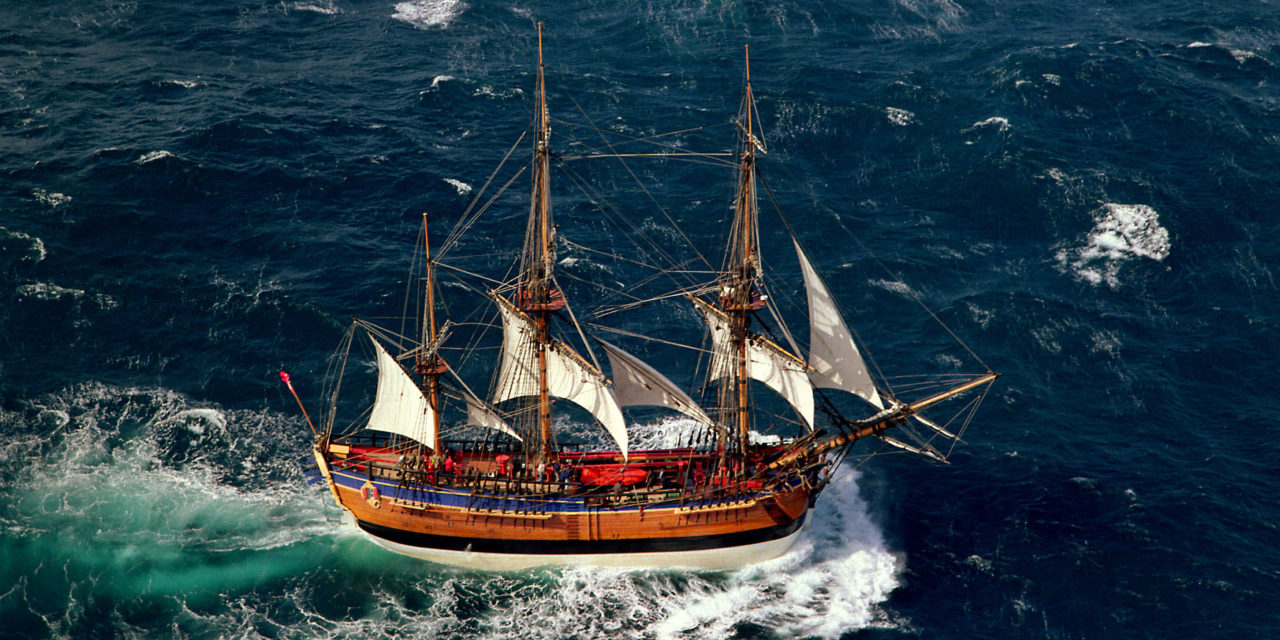 Maritime Museum to mark Cook's voyage down under