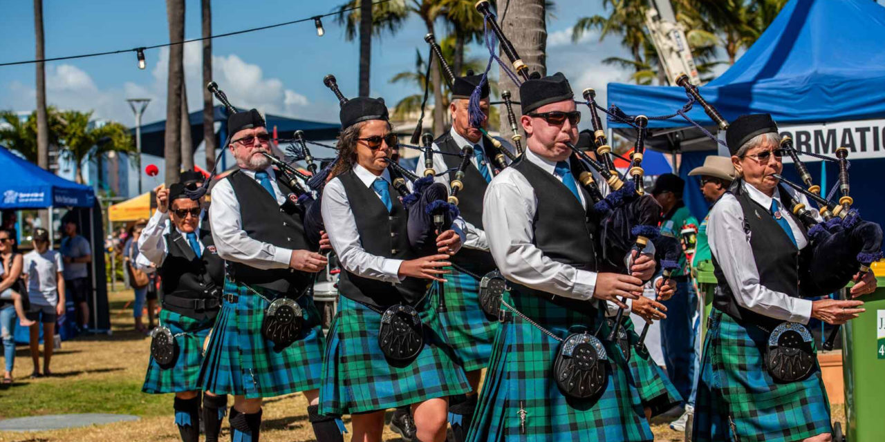 Thousands attend Port of Mackay 80th anniversary