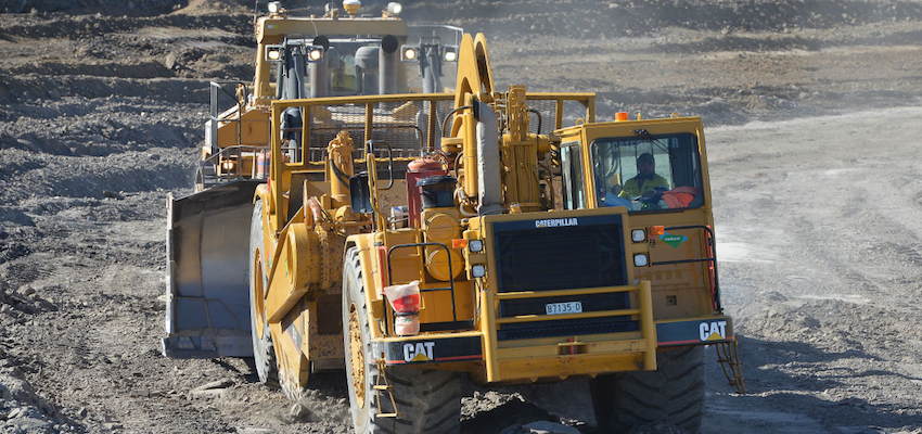 Earthworks contract awarded for Western Sydney Airport