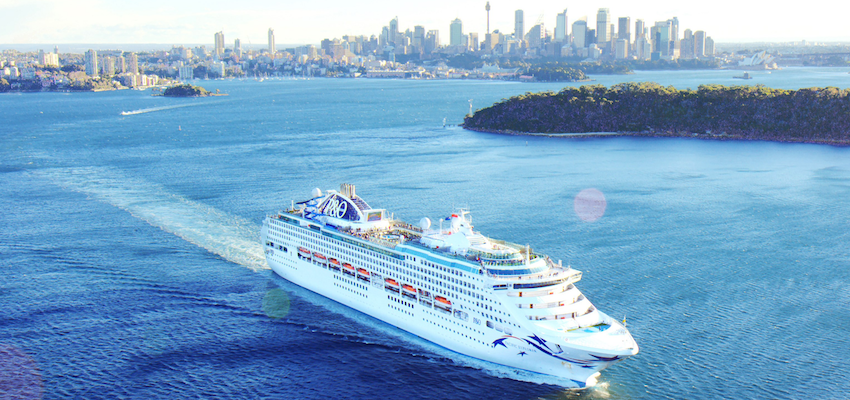Cruise industry sets course for Brissie 2020