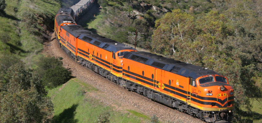Rail freight could benefit from Ping technology
