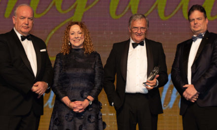 Shipping and logistics business recognised at freight awards