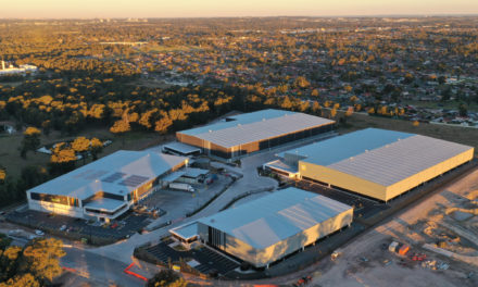 New logistics estate opened in western Sydney