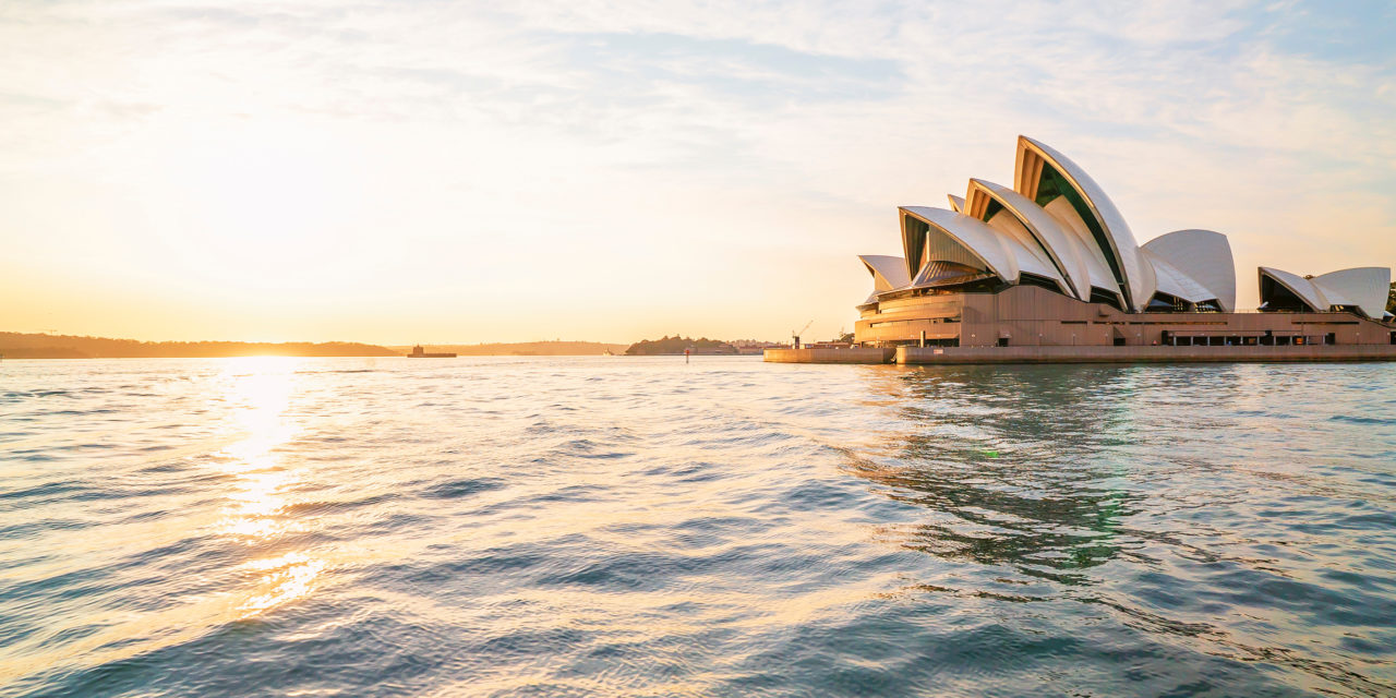 On the lookout for a new Sydney harbour master