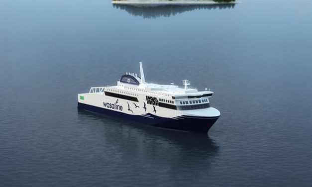 Ferry operator looks to enhanced navigation system