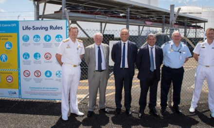 Viva Energy takes charge of fuel at Cairns facility