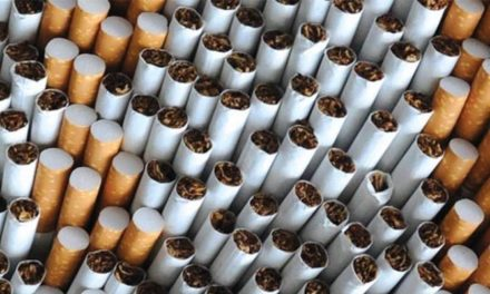 Taskforce nabs over 600,000 illegal cigarettes in one week