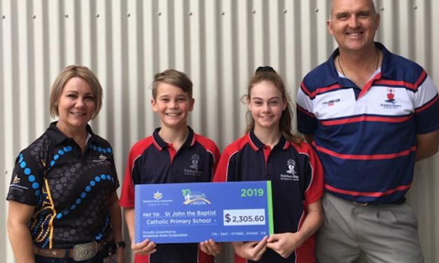 Schools reap benefits of Gladstone community event